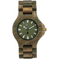 Unisex Wewood Datum Militär Uhr