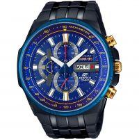 Herren Casio Edifice Infiniti Rot Bull Racing Exklusives Chronograf Uhr
