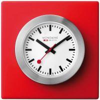 Mondaine Schweizer Railways Schreibtisch Uhr