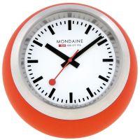 horloge Mondaine Swiss Railways Desk Clock A6603033516SBC