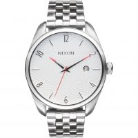 Nixon The Bullet Herenhorloge Zilver A418-100