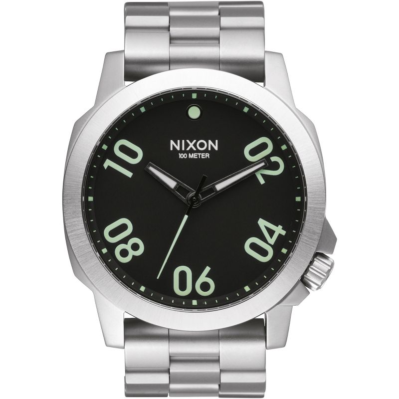 Mens Nixon The Ranger 45 SS Watch A521-000