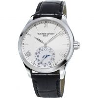 homme Frederique Constant Horological Smartwatch Bluetooth Hybrid Watch FC-285S5B6