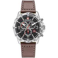 Herren Swiss Military Hanowa Chronograph Watch 6-4251.04.007