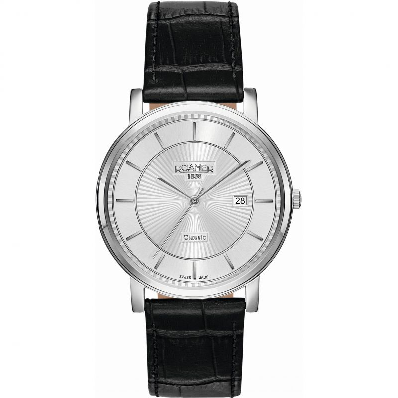 Mens Roamer Classic Line Watch 709856411707
