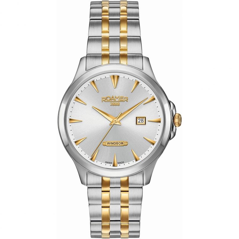 Mens Roamer Windsor Watch 705856471570