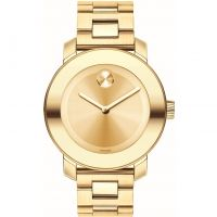 Damen Movado Bold Iconic Watch 3600085