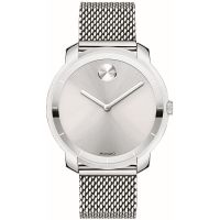 Mens Movado Bold Thin Watch