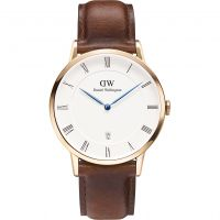 Zegarek męski Daniel Wellington Dapper 38mm St Mawes Rose DW00100083