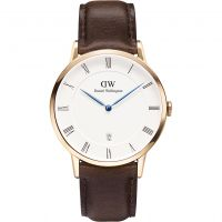 Zegarek męski Daniel Wellington Dapper 38mm Bristol Rose DW00100086