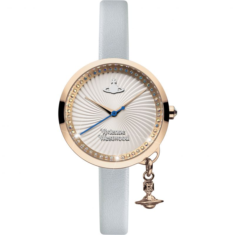 Ladies Vivienne Westwood Bow Watch VV139RSBL