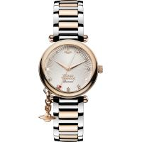 femme Vivienne Westwood Orb Diamond Watch VV006SLRS