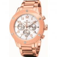 Ladies Folli Follie Ace Chronograph Watch