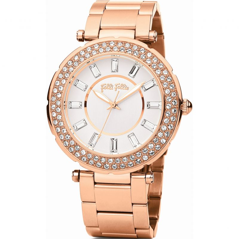 Ladies Folli Follie Beautime Watch 6010.0651