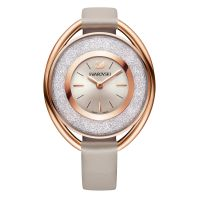 Damen Swarovski Crystalline Oval Watch 5158544