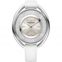 Damen Swarovski Crystalline Oval Watch 5158548