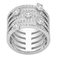 femme Swarovski Jewellery Creativity Ring 52 Watch 5184243