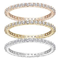 femme Swarovski Jewellery Vittorie Stack Ring 55 Watch 5184321