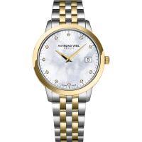 femme Raymond Weil Toccata Diamond Watch 5388-STP-97081