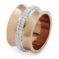 femme Folli Follie Jewellery Dazzling Ring Watch 5045.4527