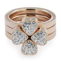 femme Folli Follie Jewellery Hrt 4 Hrt Ring Watch 5045.3301