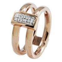 femme Folli Follie Jewellery Match And Da 2 Ring Watch 5045.4606