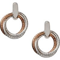 Ladies Links Of London Sterling Silver Aurora Earrings
