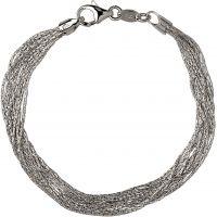 Damen Verbindungen Of London Sterlingsilber Essentials Armband