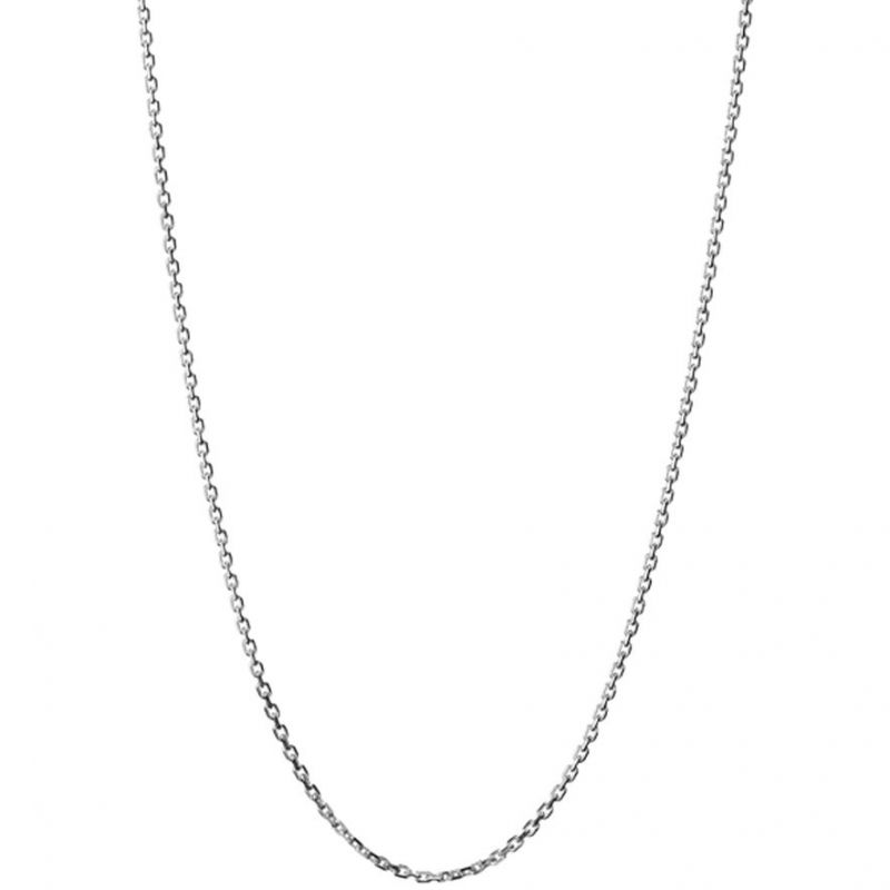 Ladies Links Of London Sterling Silver Essentials Necklace 5022.0756