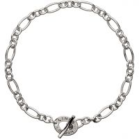 Damen Verbindungen Of London Sterlingsilber Signature Armband