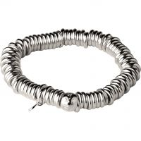 Ladies Links Of London Sterling Silver Sweetie Bracelet S