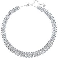 femme Swarovski Jewellery Baron Necklace Watch 5117678