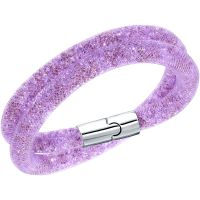 Ladies Swarovski Stainless Steel Stardust Bracelet S 5140103