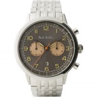 homme Paul Smith Precision Chronograph Watch P10019