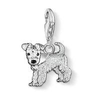 femme Thomas Sabo Jewellery Charm Club Dog Charm Watch 0841-007-12