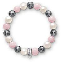 femme Thomas Sabo Jewellery Charm Club Charm Bracelet Watch X0188-581-7-L
