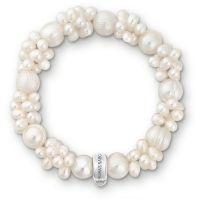 Damen Thomas Sabo Sterlingsilber Anhänger Club Perle Armband