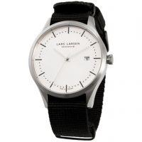 Herren Lars Larsen Alex Watch 119SSBLN