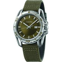 Mens Calvin Klein Earth Watch