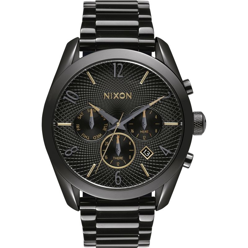 Ladies Nixon The Bullet Chronograph Watch A366-1616
