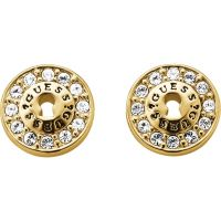 Ladies Guess Gold Plated Earrings UBE71330