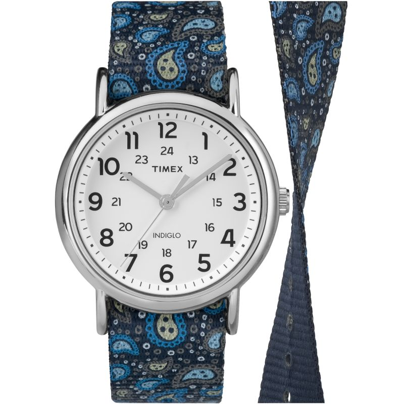 Ladies Timex Weekender Watch TW2P81100
