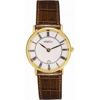 Damen Michel Herbelin Classic Sonates Watch 16845/P08GO