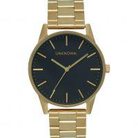 Unisex UNKNOWN The klassisch Armband Uhr