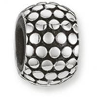Ladies Thomas Sabo Sterling Silver Karma Beads - Stopper Bead KS0001-585-12