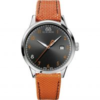 Herren 88 Rue Du Rhone Rive Watch 87WA154102