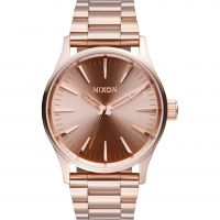 Unisex Nixon The Sentry 38 SS Uhr