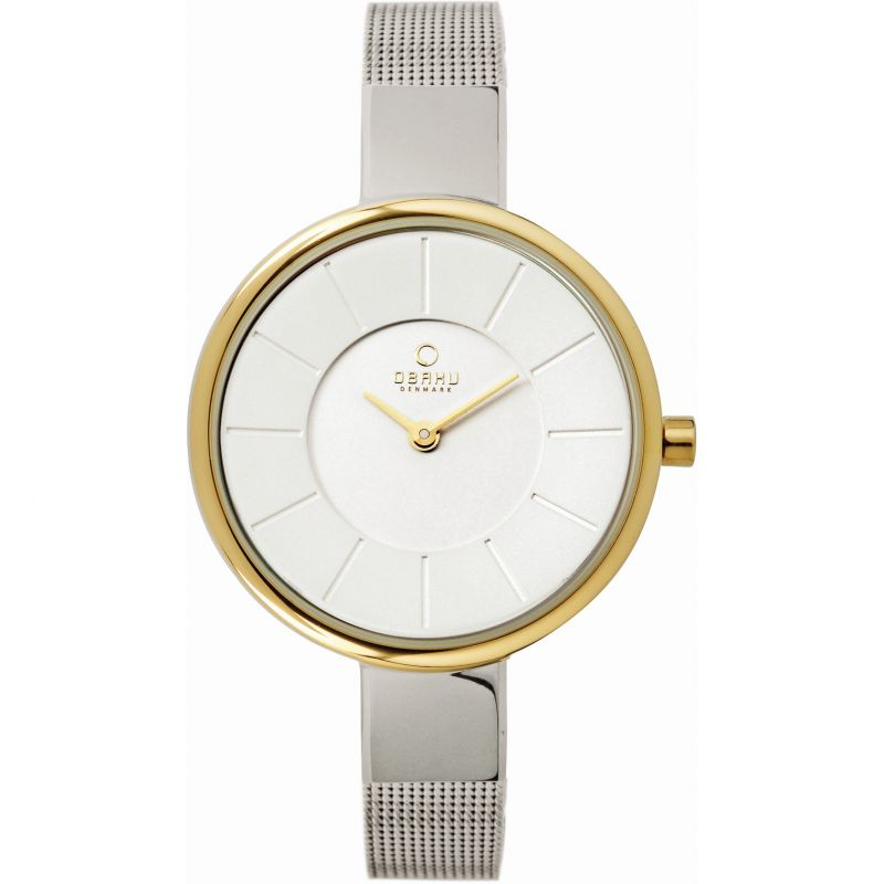 Ladies Obaku Sol Watch V149LXAIMC