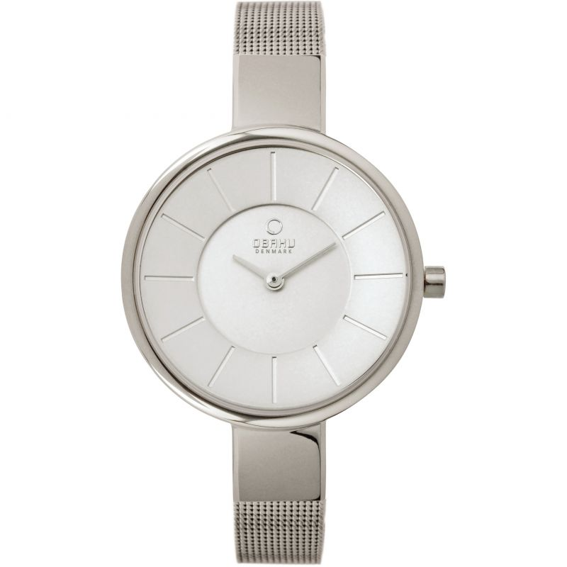 Ladies Obaku Sol Watch V149LXCIMC