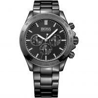 Herren Hugo Boss Ikon Keramik Chronograf Uhr
